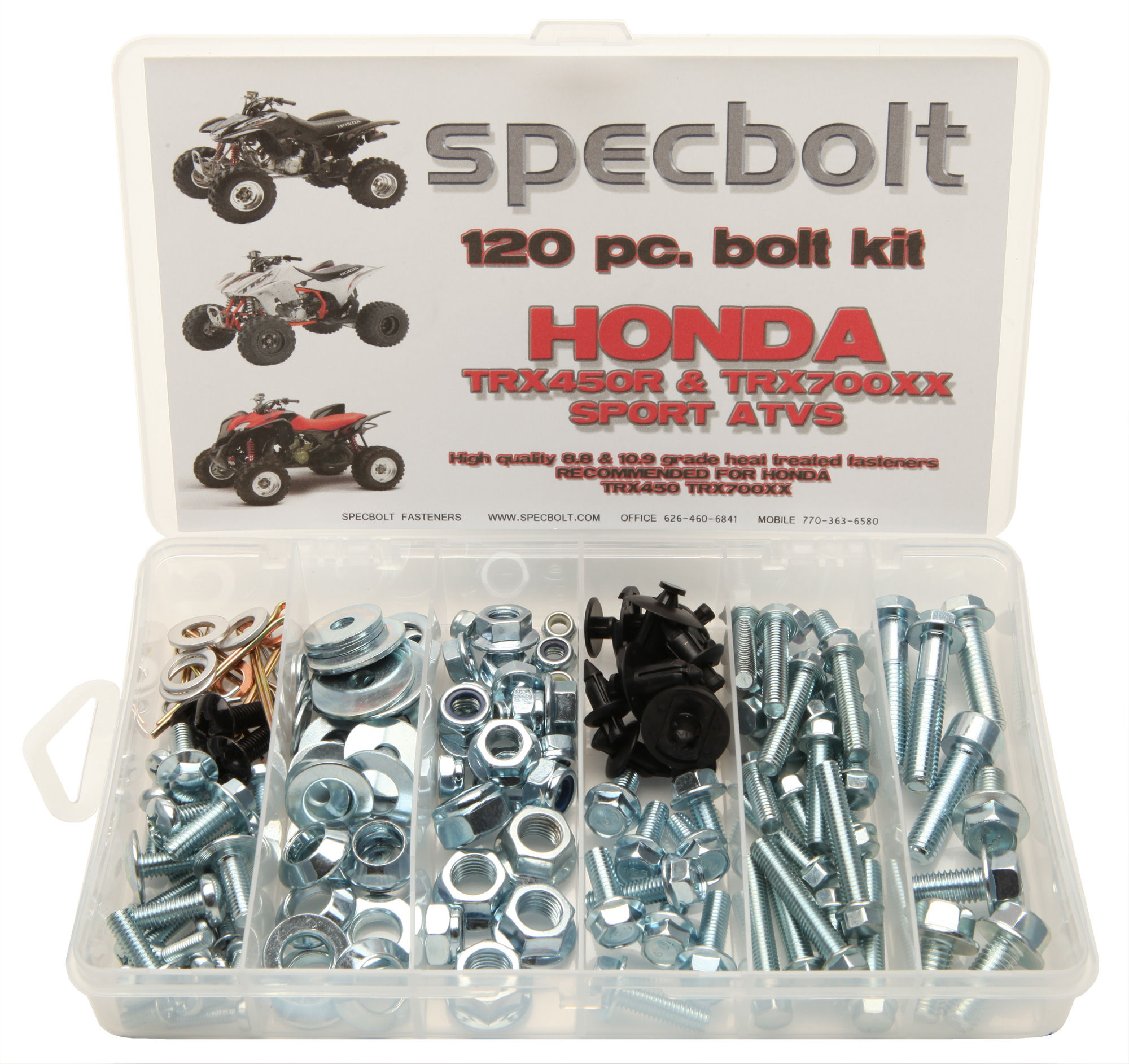 Honda, Specbolt