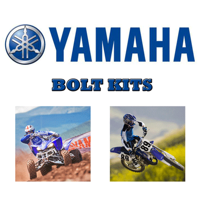 Yamaha Bolt kits